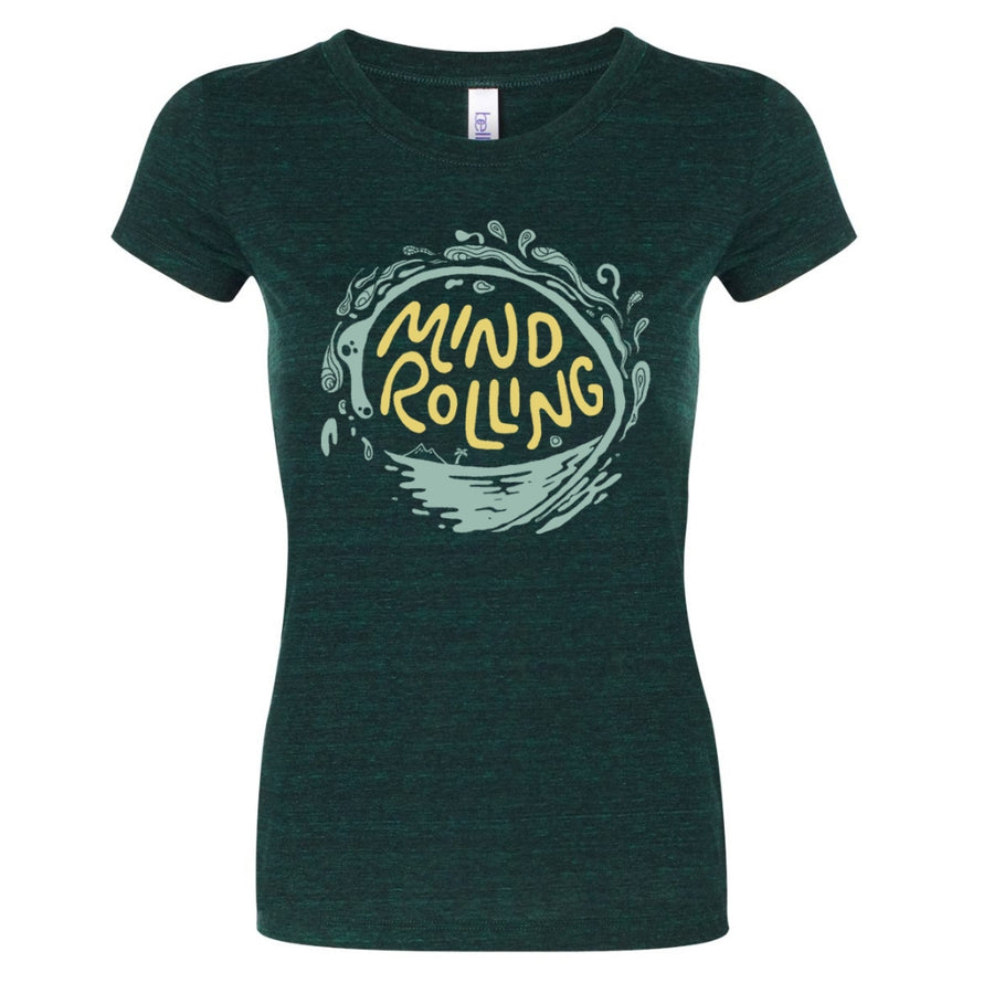 Mindrolling Tee Emerald (Women's)
