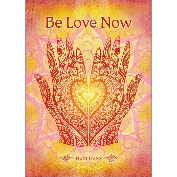 Be Love Now Greeting Card (6 Pack)