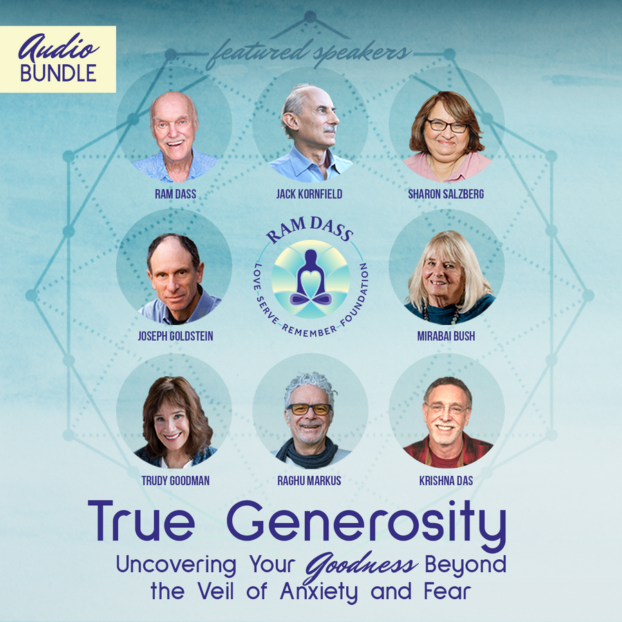 True Generosity Digital Retreat (Audio Download)