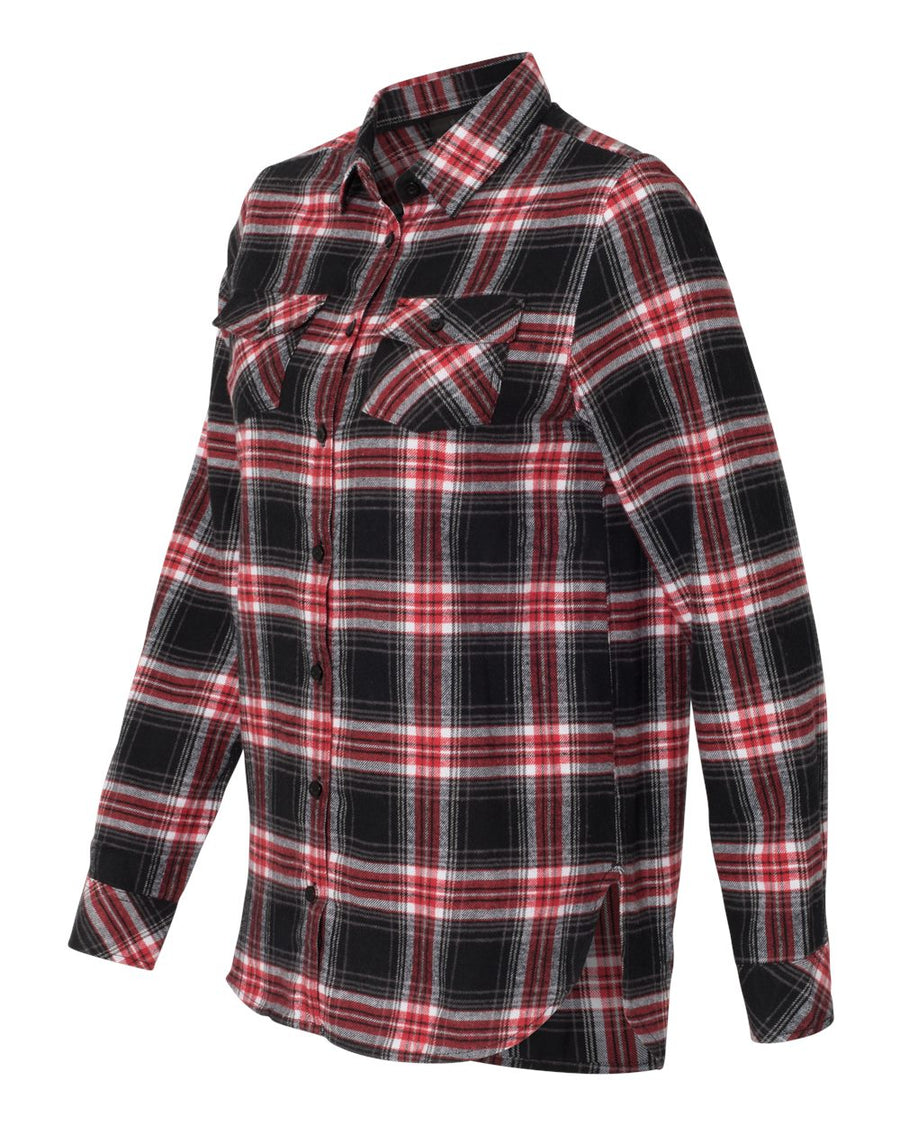 Ram Ram (राम राम) Flannel Shirt (Women's)