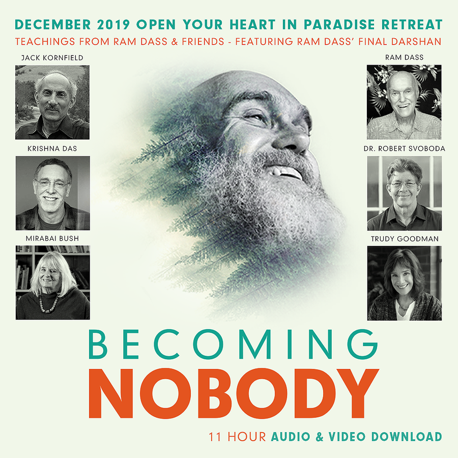 Becoming Nobody OYHIP 2019 (Digital Download)