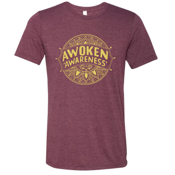 Mindrolling: Awoken Awareness Tee (Unisex)