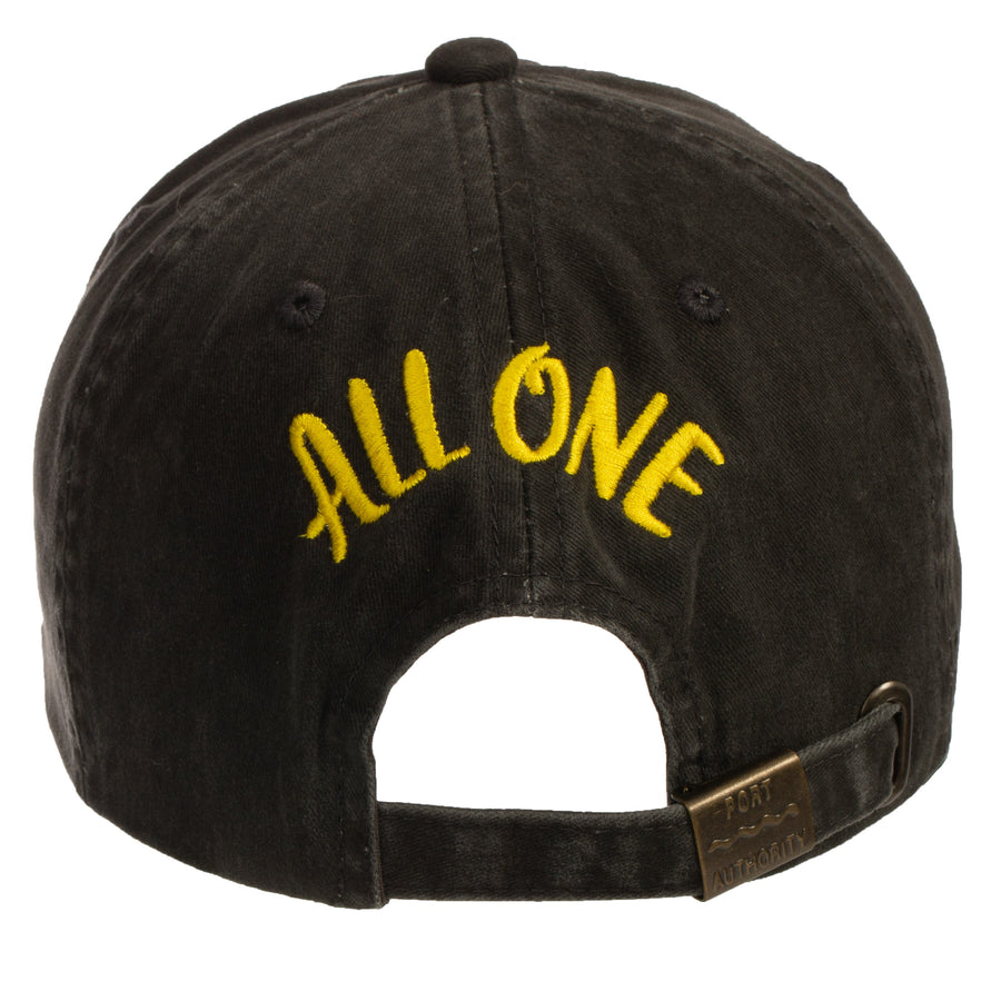 Sub Ek (All One) Baseball Cap (Unisex) - Black