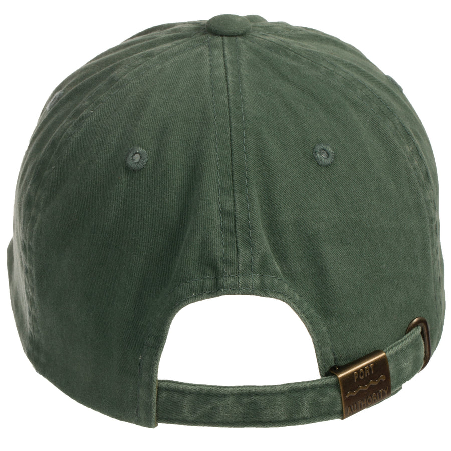 Be Here Now Baseball Cap (Green)