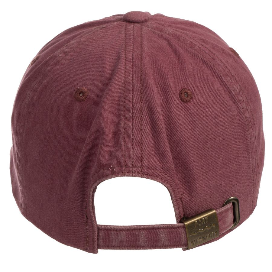 Be Here Now Baseball Cap (Maroon)