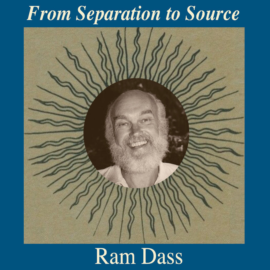 From Separation to Source (Audio Download)