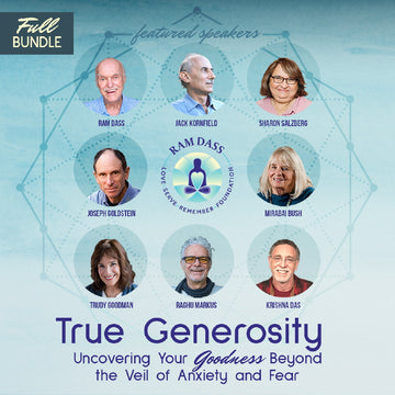 True Generosity Digital Retreat (Audio & Video Download)
