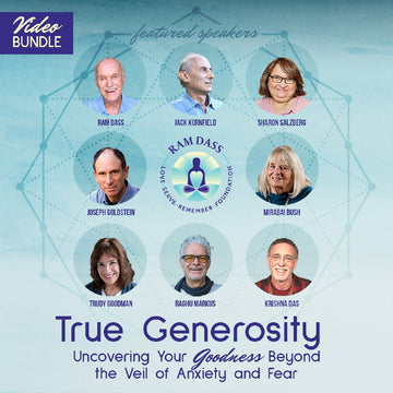 True Generosity Digital Retreat (Video Download)