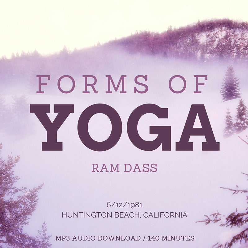 Forms of Yoga (Digita Download - Audio)