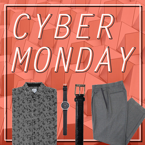 Cyber Monday is Here! Enjoy 40% Off Entire Site!