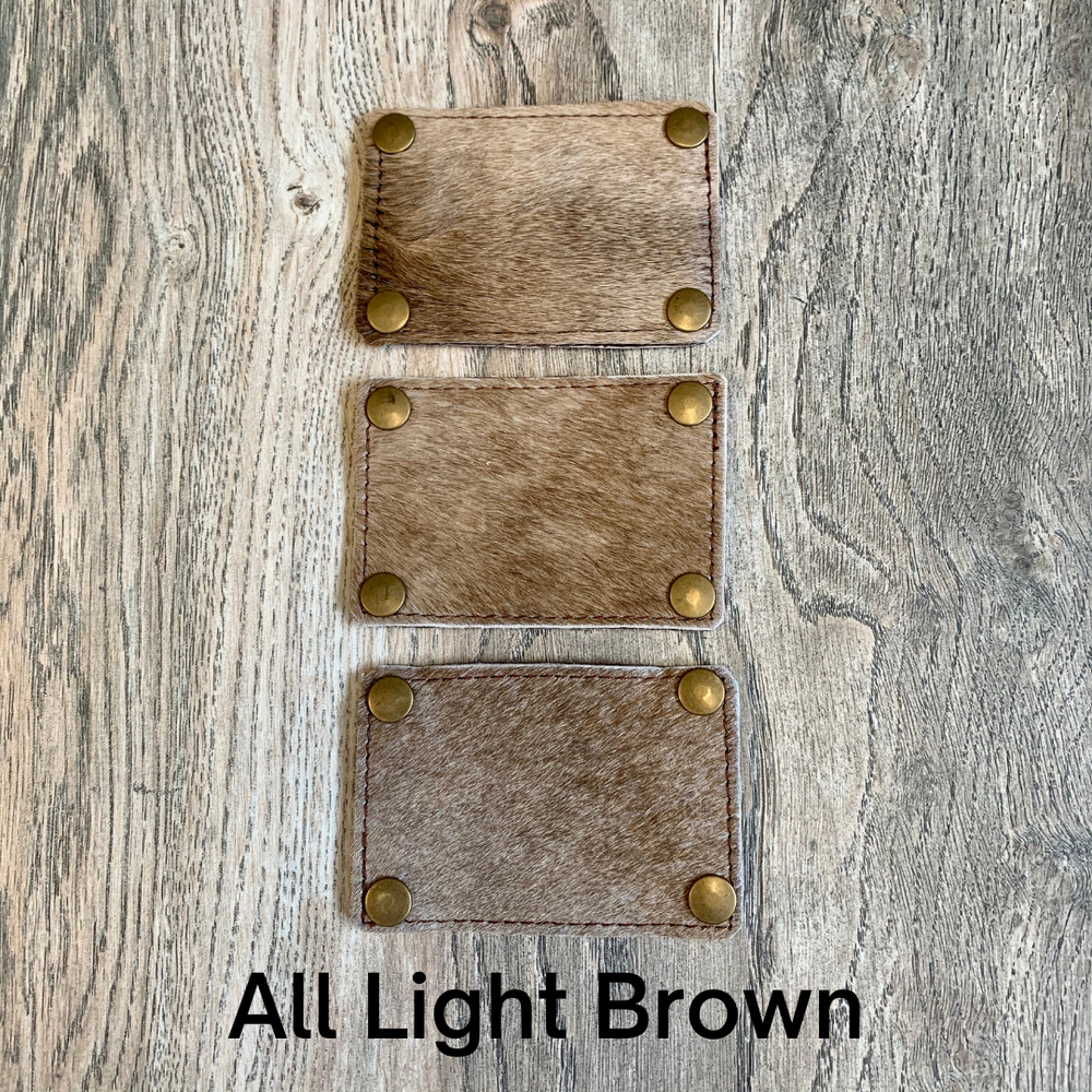 All Light Brown