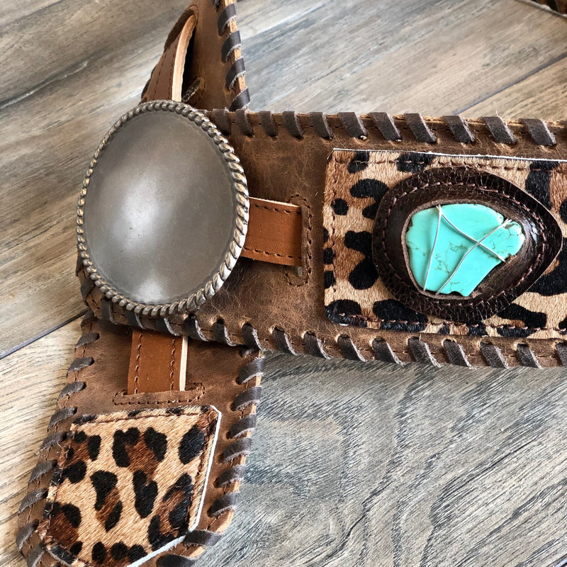 The Cheetah Me Belt