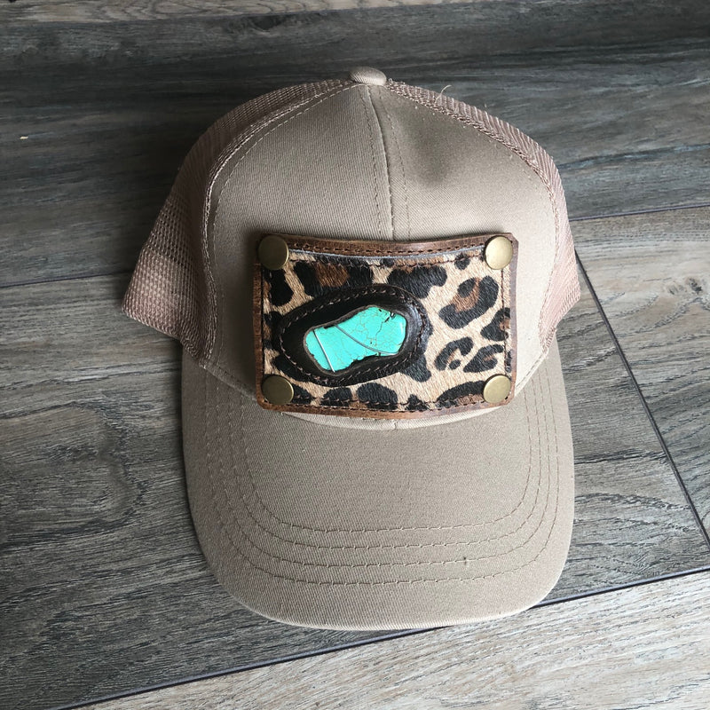 Cheetah Me patch