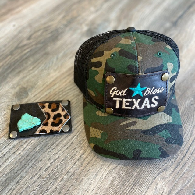 The Turquoise Texan