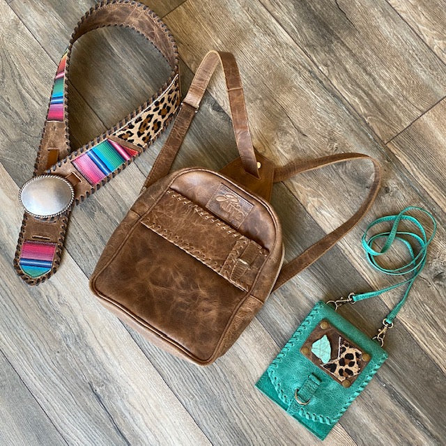 Serape Cheetah Dixie Fix