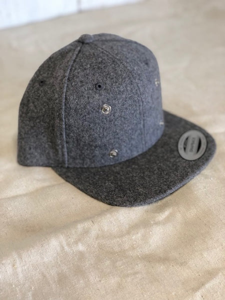 Cozy Grey hat