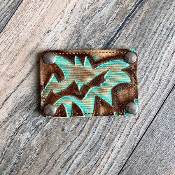 Turquoise Distressed- limited edition