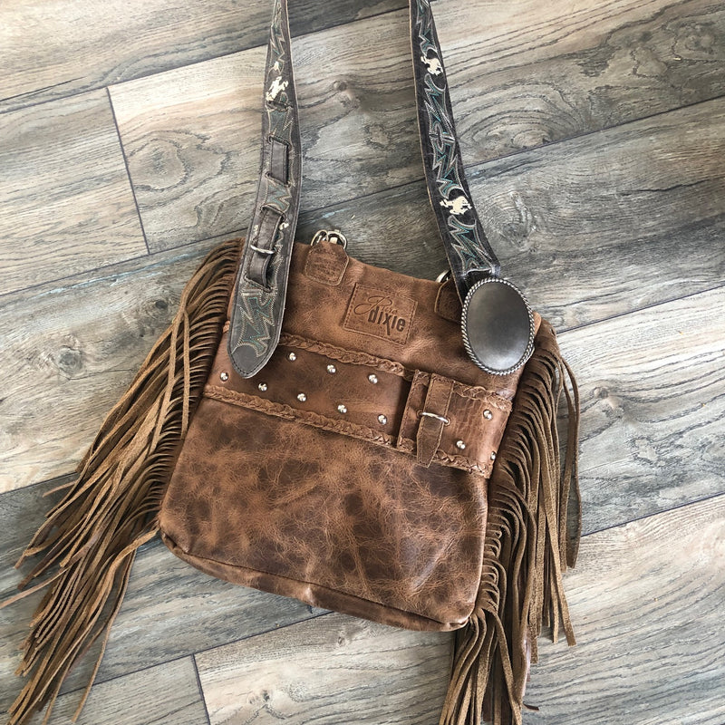 "2"" Bucking Horse Brown"