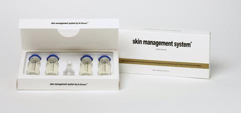 Why Snow Algae Power® in Skin Management System by Dr. Strauss?