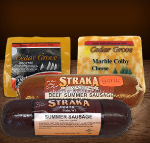Gourmet Cheese & Sausage Bundle
