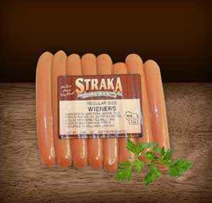 Regular Size Weiners