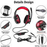 Ninja Dragon V3MAX  LED Stereo Gaming Noise Cancelling Headset