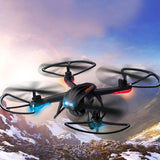 Black with Orange Detail 2.4G Quadcopter Drone with Camera