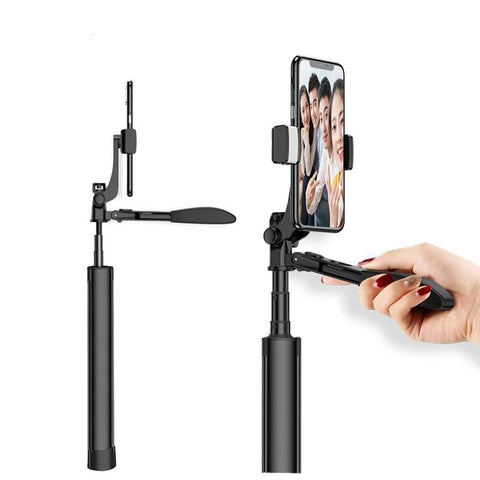 Wireless Bluetooth Selfie Stick Mobile Phone Handheld Stabilizer