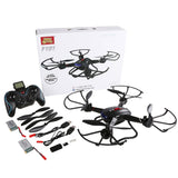 Midnight Black 4 Channel 2.4Ghz Altitude Hold Headless Quadcopter Drone