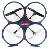 Mini Headless Quadcopter RC Drone with HD Camera