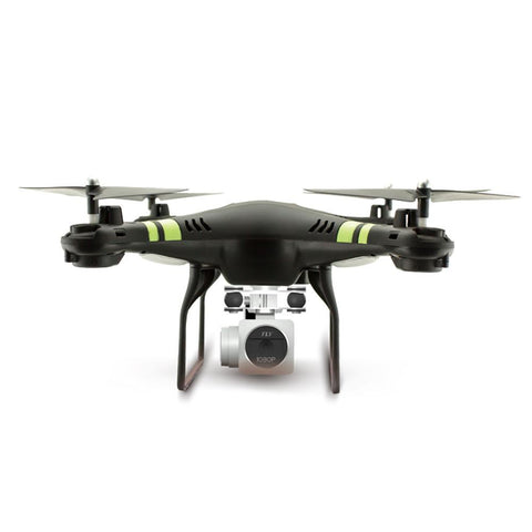 2.4G Quadcopter RC WiFi Drone with HD Camera