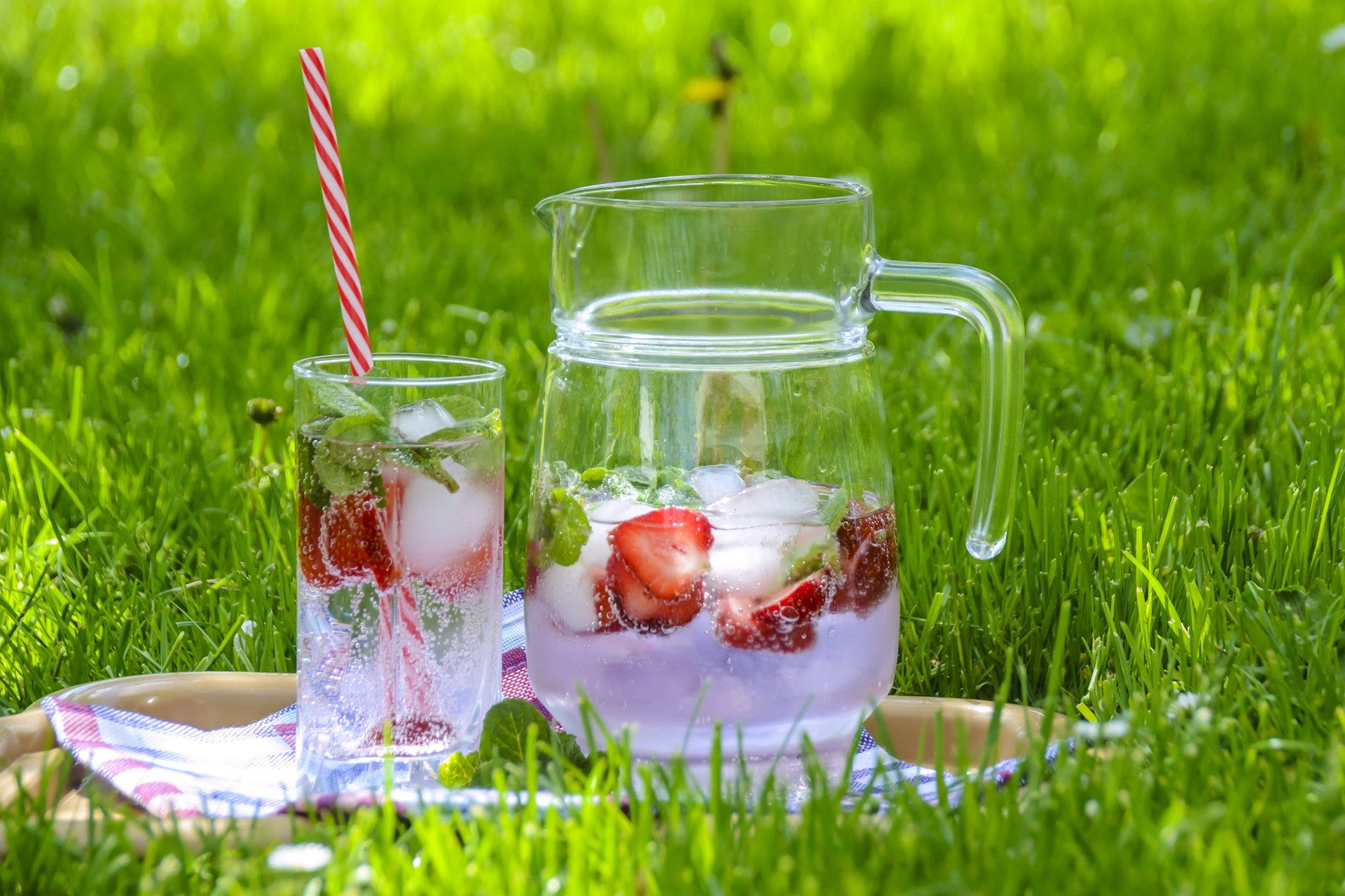 Infused Water: Make Your H2O More Interesting