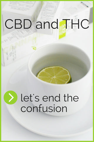 CBD and THC: Let's End the Confusion