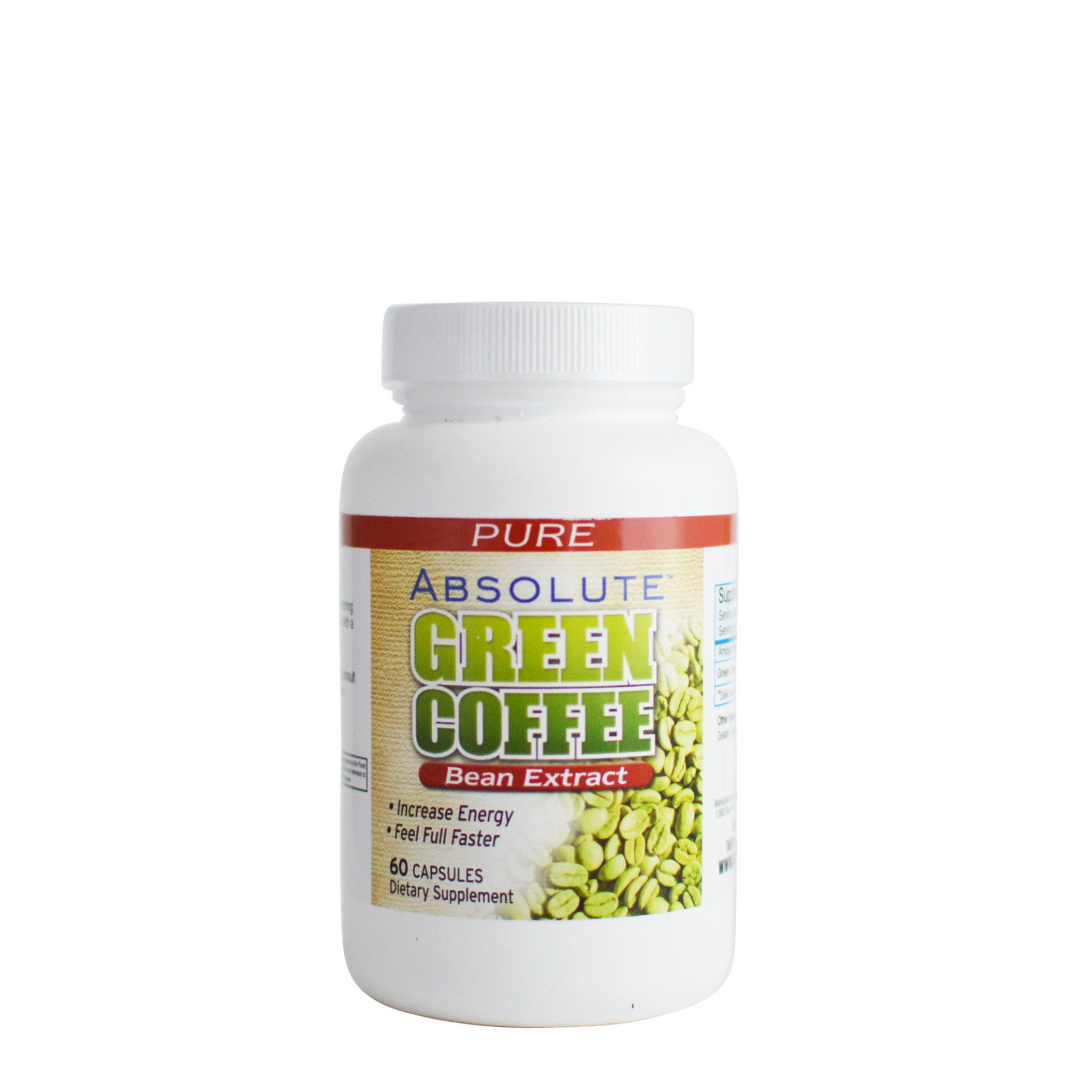 Svetol Green Coffee Bean Extract Green Coffee Bean Extract Tablets Capsules Absolute Nutrition