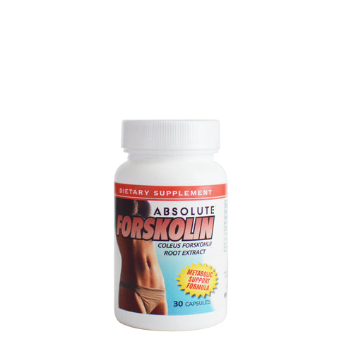 Forskolin Metabolic Support Formula 30ct