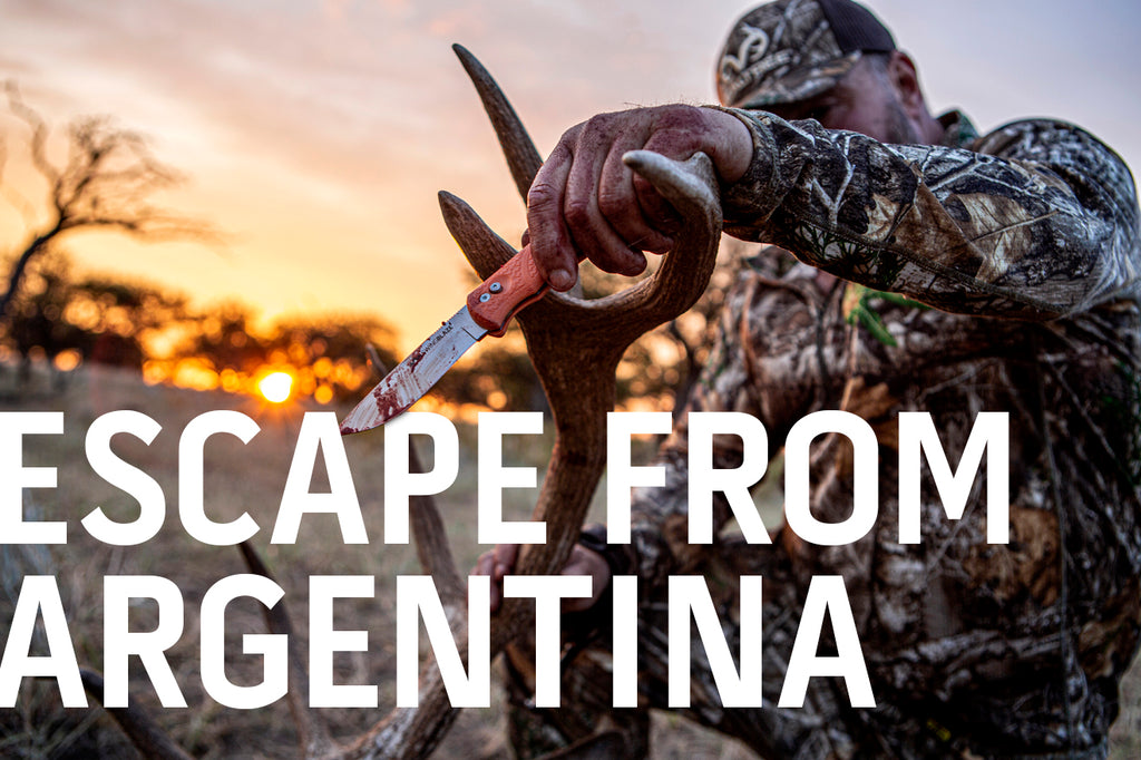 ESCAPE FROM ARGENTINA
