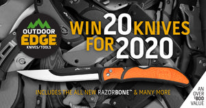 WIN 20 KNIVES FOR 2020
