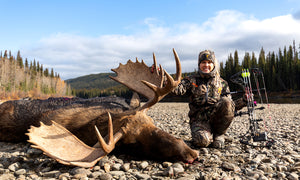 Yukon Hunt Report: Two Days, Two Bull Moose
