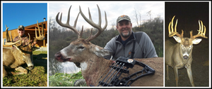 Save $1000 on 2018 Ohio Trophy Whitetail Hunts