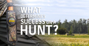 What determines success on a hunt?