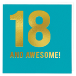 18 And Awesome!