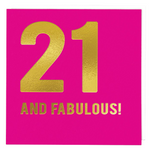 21 And Fabulous!