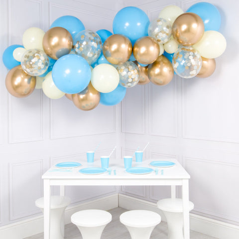 Baby Blue Balloon Kit