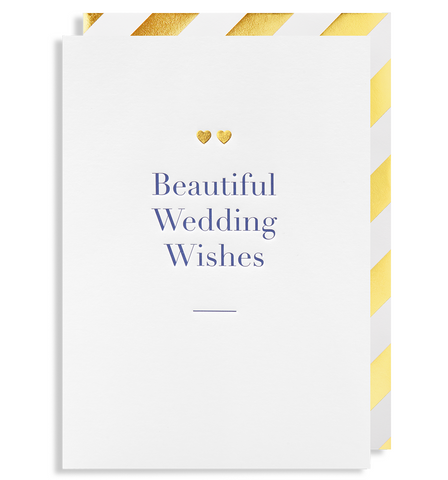 Beautiful Wedding Wishes