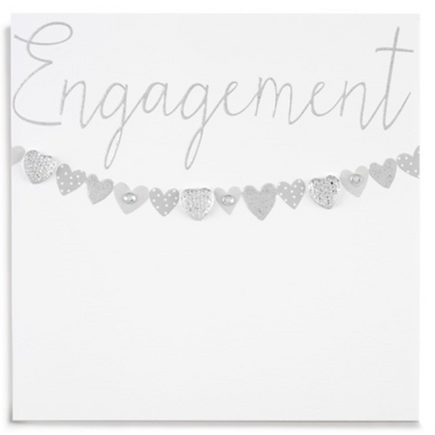 Engagement Hearts