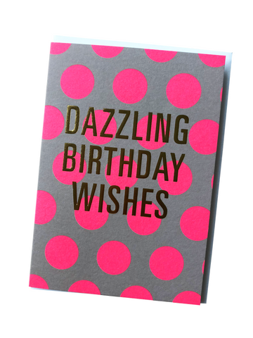 Dazzling Birthday Wishes