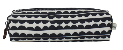 Scallop Pencil/Brush Case
