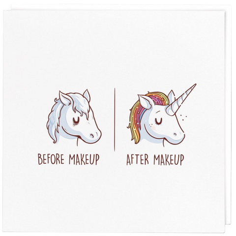 Unicorn Makeup