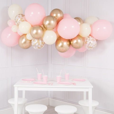 Baby Pink Balloon Cloud Kit