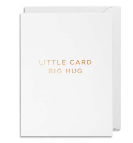 Little Card Big Hug
